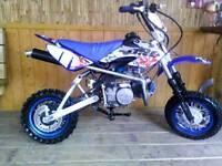 Crf 50 size pit bike