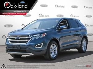 2016 Ford Edge SEL|Awd|Leather|Navigation|Sunroof