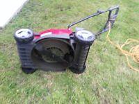 mountfield mower (electric) 300watts