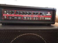 Peavey Firebass 700 Pro Bass Amplifier