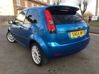 FORD FIESTA FLAME 1.4 PETROL MANUAL 2004-REG