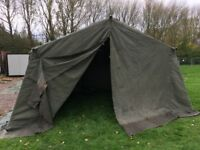 British Army Command Post/Tent
