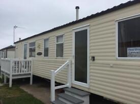 Caravan to rent North Wales.