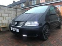 2006 56 Volkswagen Sharan 1.9 TDI 115 Automatic 7 Seater