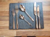 480 piece cutlery set.