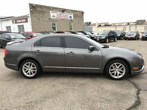 2010 Ford Fusion SEL 3.0L V6 AWD | LEATHER | NO ACCIDENTS Kitchener / Waterloo Kitchener Area image 7