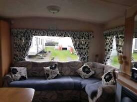 6 berth caravan hire .parkdean southerness