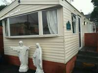 Static home for rent £900 per month