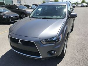 2011 Mitsubishi Outlander LS V6 AWD 7 PASSAGERS MAGS+GROUPE ELEC