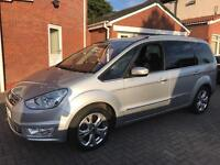 FORD GALAXY AUTO 7 SEATER