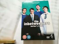 The Inbetweeners season 1-3