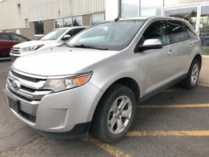 2014 Ford Edge SEL  CUIR CAMERA DE RECUL