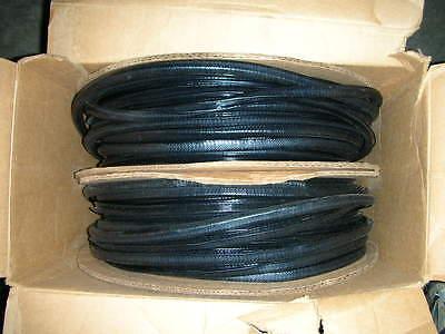 Cooper Standard Pinch Snap On Black Windlace Edge Trim Decorative Weave 75000315