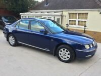 2000 ROVER 75 2.0 V6 CLASSIC SE *PART EXCHANGE AVAILABLE*