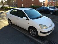 toyota prius hybrid v reg mot till march 2007 clean car