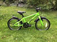 Frog 48 child's bike 16in wheels **Lightweight aluminium **