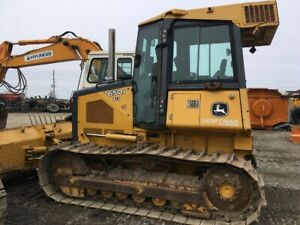 John Deere 650 | Buy or Sell Heavy Equipment in Canada | Kijiji
