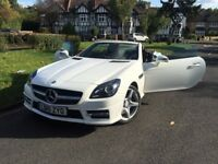 Mercedes-Benz SLK 2.1 SLK250 CDI Blue EFFICIENCY AMG+1 year mot+Low mileage
