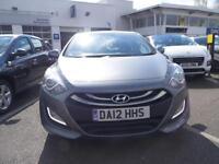 Hyundai i30 ACTIVE CRDI (grey) 2012-05-25