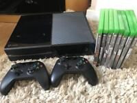 XboxOne, Console, Controllers & Games