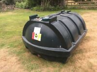 1200L Heating Oil Tank