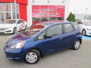 2013 Honda Fit DX