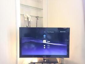 "SAMSUNG 40"" LCD 1080P HD"