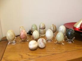 Onyx egg collection