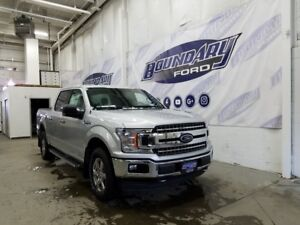 2018 Ford F-150 SuperCrew 5.0L