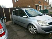 breaking renault grand scenic