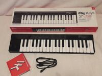 MIDI keyboard controller - 37 mini keys