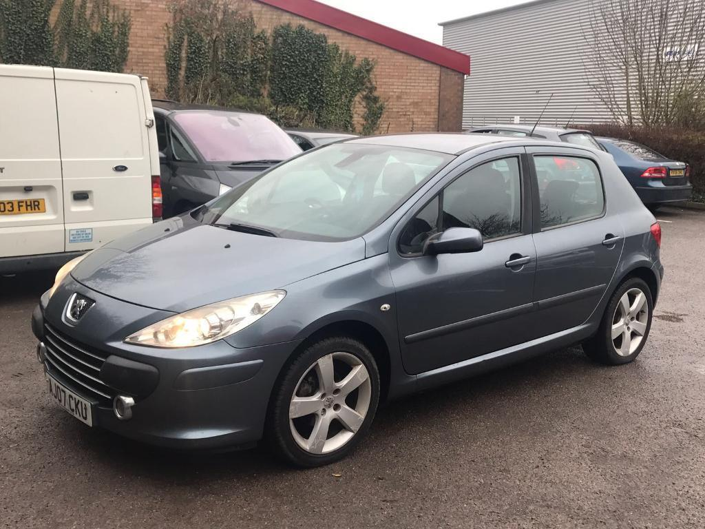 2007 peugeot 307 sport 1 6 in slough berkshire gumtree. Black Bedroom Furniture Sets. Home Design Ideas