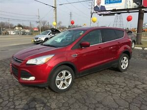 2013 FORD ESCAPE SE - BLUETOOTH, SYNC, SATELLITE RADIO, CRUISE,