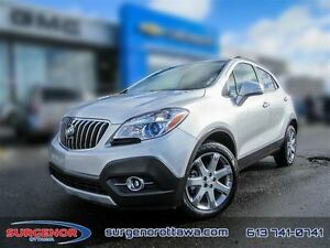 2016 Buick Encore AWD Leather  - Certified - $183.92 B/W