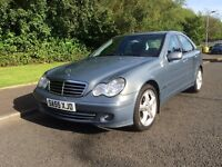 Mercedes-Benz C Class 1.8 C180 Kompressor Avantgarde SE 4dr EXCELLENT LOOKING+DRIVING CAR