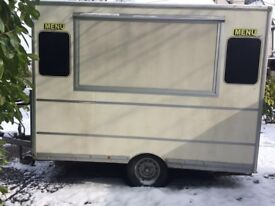 BURGER VAN BUSINESS FOR SALE WITH PITCH AND 25YRS OF PRE EXISTING TRADING