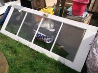 glass panel door for free