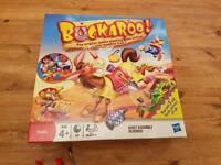 Buckaroo board game in excellent condition!