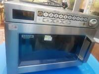 samsunf commercial microwave new condition