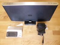SONY RDP-X200iP Apple iPhone 30-pin Dock/Line-in Speaker Box+Remote+Power *VGC* SOLD!!!