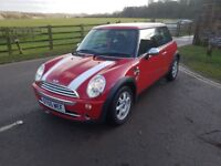 2006 Mini One Seven reliable small car drives well