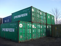 Shipping containers from £1250.00