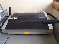 QBind 3:1 Office Wire Binding Machine