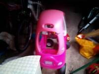 Childs toycar