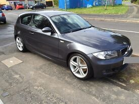 BMW-M SPORT 2L 120D (Graphite) Cleaned regularly and well looked after. Open to sensible offers.