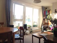 Cosy double room in sunny Fins Park flat!