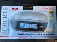 Roberts DAB Digital Clock radio