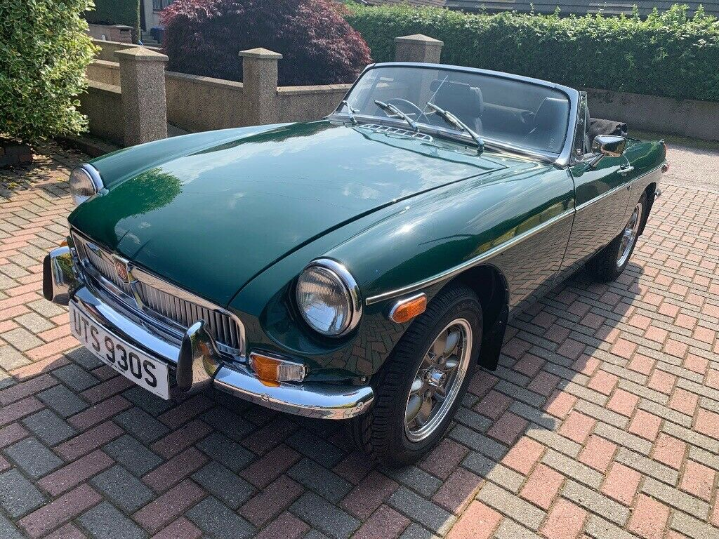 MGB Roadster - California Import - New Restoration - Chrome Bumpers - RH  Drive Conversion | in Stonehaven, Aberdeenshire | Gumtree