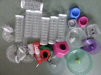 Hamster/Rat/Gerbil cage accessories