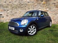 MINI HATCH COOPER 1.6 D, DIESEL, 1 LADY OWNER, FSH, CHEAP TO RUN
